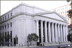 New Haven Courthouse